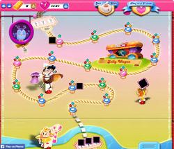 Jelly Wagon Map