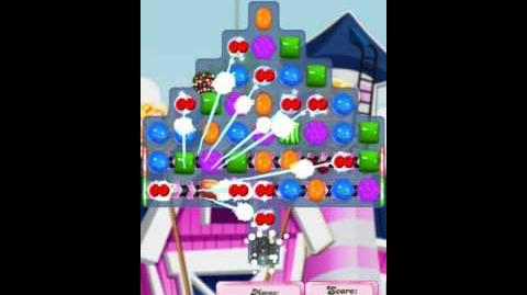 Candy Crush Level 1893 (2nd version, 18 moves)