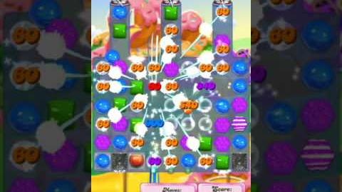 Candy Crush Level 1934 (3rd version, 4 candy colours)
