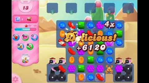 Candy Crush Saga - Level 3026 ☆☆☆