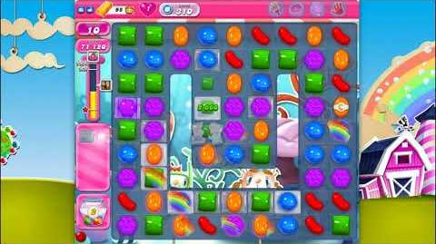 Candy Crush Saga - Level 310 - No boosters