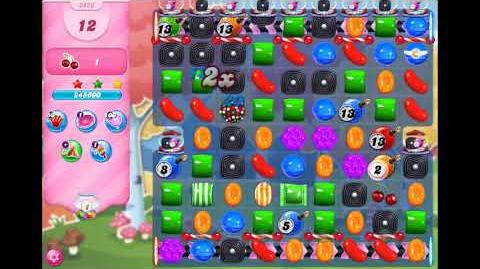 Candy Crush Saga - Level 3426 - No boosters ☆☆☆