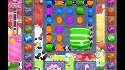 Candy Crush Saga Level 1193 ( New with 35 Moves and 4 Candy Colours ) No Boosters 3 Stars