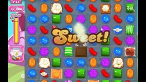 Candy Crush Saga Level 1595