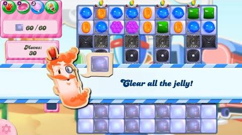 Candy Crush Saga Level 2808 NO BOOSTERS