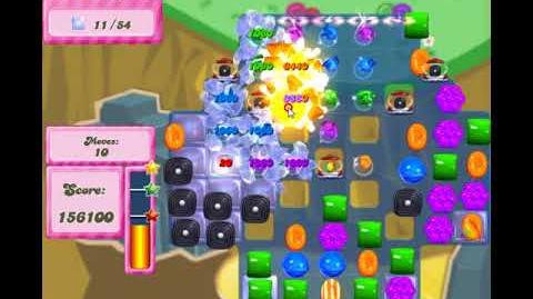 Candy Crush Saga Level 2841 NO BOOSTERS 1Star 2700plus Group New
