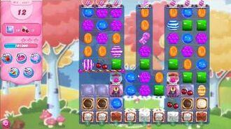 Candy Crush Saga Level 4887
