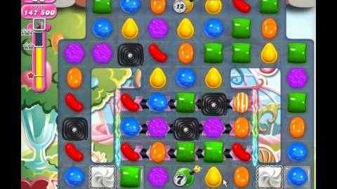 Candy Crush Saga Level 578 (3 star, No boosters) New version