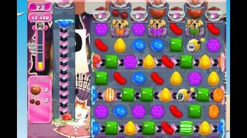 Candy crush saga level 719 (no boosters)