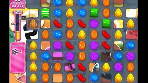 Level 686 - Candy Crush - That´s the way it works