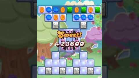 Candy Crush Level 3298 (more jellies and icings)