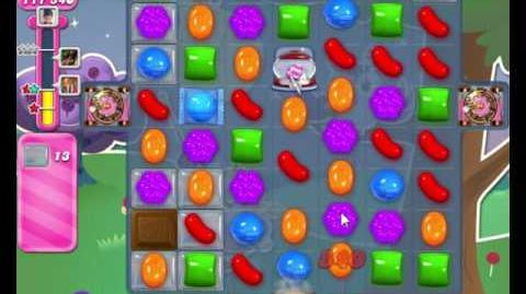 Candy Crush Saga LEVEL 2357 NO BOOSTERS (13 moves)