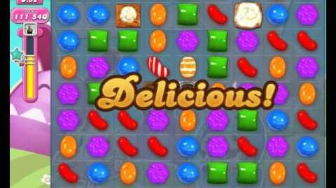 Candy Crush Saga Level 1595 NO BOOSTER (2nd Version + 3 Stars)