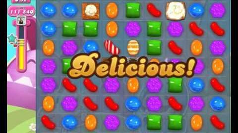 Candy Crush Saga Level 1595 NO BOOSTER (2nd Version + 3 Stars)