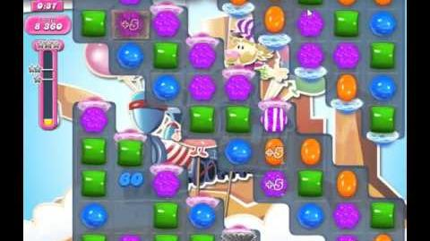 Candy Crush Saga Level 1710 - NO BOOSTERS