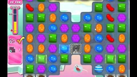 Candy Crush Saga Level 1834 - NO BOOSTERS