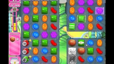 Candy Crush Saga Level 417