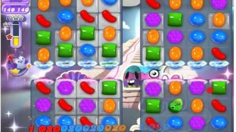 Candy Crush Dreamworld Level 323 Walkthrough Video & Cheats