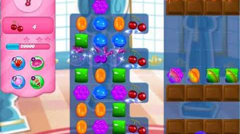 Candy Crush Friends Group Level 2888 One Hammer 2Stars