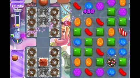 Candy Crush Saga Dreamworld Level 200 No Booster