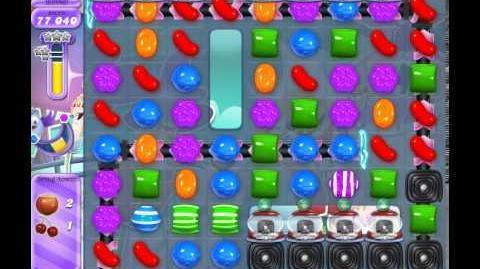 Candy Crush Saga Dreamworld Level 602 (No booster, 3 Stars)