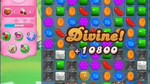 Candy Crush Saga Level - 1330 Walkthrough - No Boosters