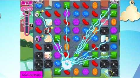 Candy Crush Saga Level 2342 NEW 25 moves