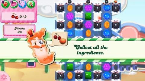 Candy Crush Saga Level 2796 NO BOOSTERS