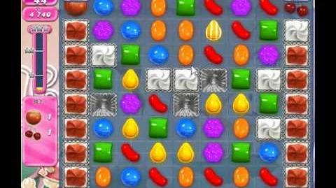 Candy Crush Saga Level 348 - 2 Star - no boosters