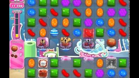Candy Crush Saga Level 930 (No booster, 3 Stars)