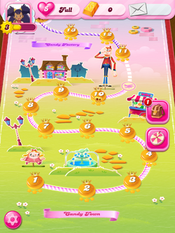 Candy Town (HTML5)