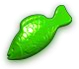 Jelly Fish Green