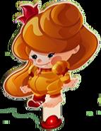 Princess character after
