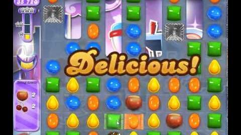 Candy Crush Saga Dreamworld Level 442 (Traumwelt)