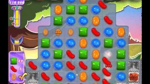 Candy Crush Saga Dreamworld Level 662 (Traumwelt)