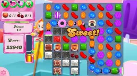 Candy Crush Saga LEVEL 2452 NO BOOSTERS