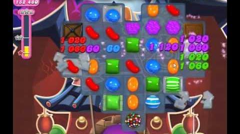 Candy Crush Saga Level 1486