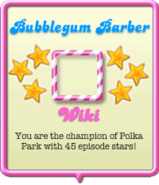 Bubblegum Barber