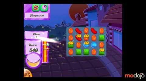 Candy Crush Saga (iPhone iPad) Dreamworld Update Level 2