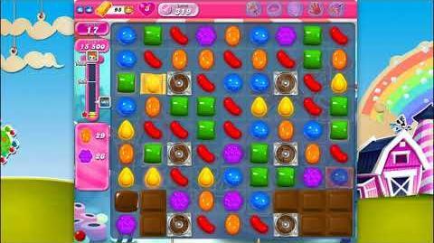 Candy Crush Saga - Level 319 - No boosters