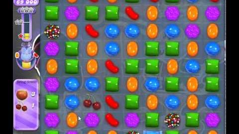 Candy Crush Saga Dreamworld Level 390 (Traumwelt)