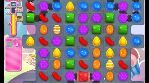 Candy Crush Saga Level 1530 Hard Level NO BOOSTER (2nd Version)
