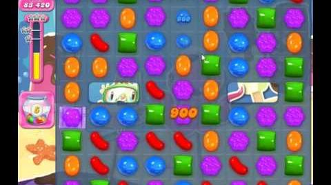 Candy Crush Saga Level 1739 - NO BOOSTERS