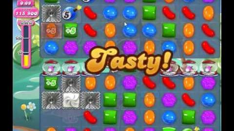 Candy Crush Saga Level 1925 - NO BOOSTERS