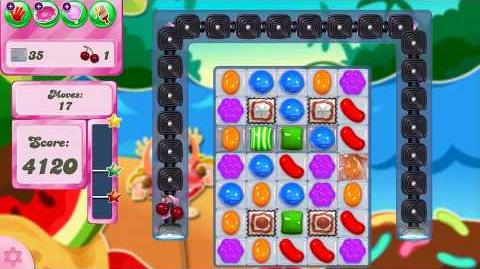 Candy Crush Saga Level 2519