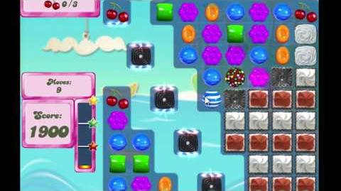 Candy Crush Saga Level 2678 NO BOOSTERS (14 moves)