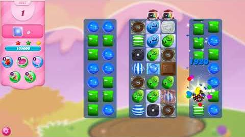 Candy Crush Saga Level 3237 NO BOOSTERS (10 moves)