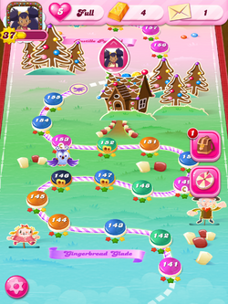 Gingerbread Glade HTML5
