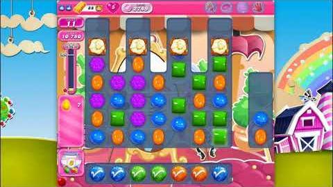 Candy Crush Saga - Level 2749 - No boosters
