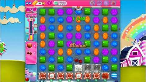 Candy Crush Saga - Level 309 - No boosters ☆☆☆